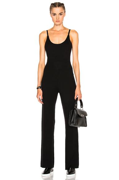 A.L.C. Bennett Jumpsuit in Black
