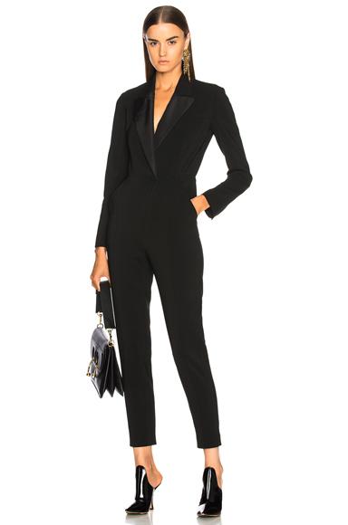 ALC Kensington Jumpsuit in Black