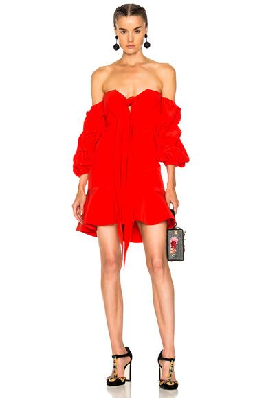Alexis for FWRD Alejandra Dress in Red