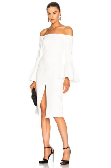 Alexis Nirvana Dress in White
