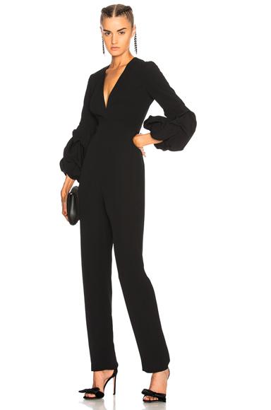 Alexis Maximila Jumpsuit in Black