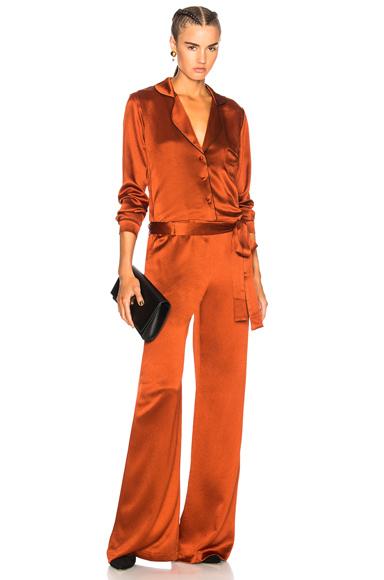 Alexis Gilda Jumpsuit in Orange