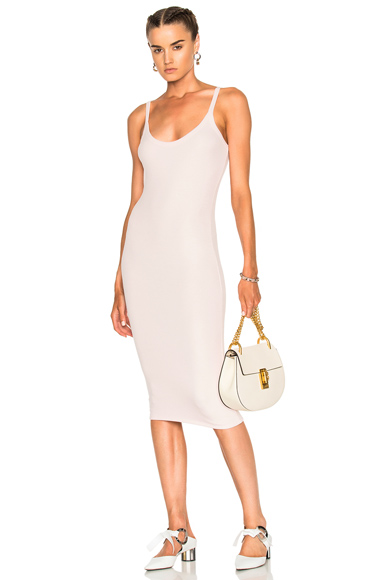 ATM Anthony Thomas Melillo V Dress in Pink. - size L (also in M)