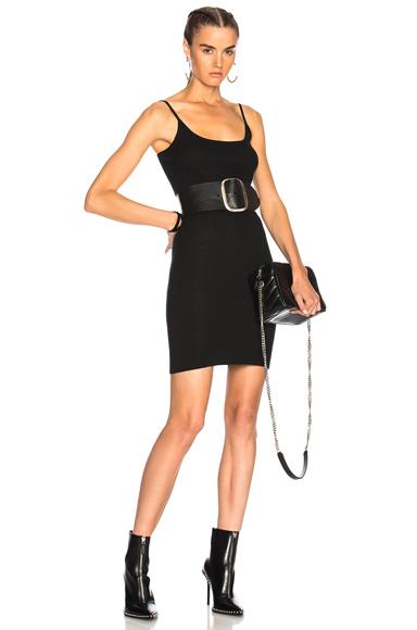 BEAU SOUCI Cashmere Andrea Dress in Black