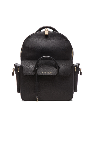 Buscemi PHD Backpack in Black.