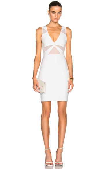 Carisa Rene by Nightcap Besame Dress in White