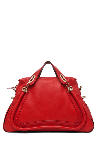 CHLOE | Paraty Handbag in Hollyberry