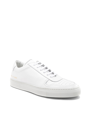 Bball Leather Sneakers - SandCommon Projects m45rE1