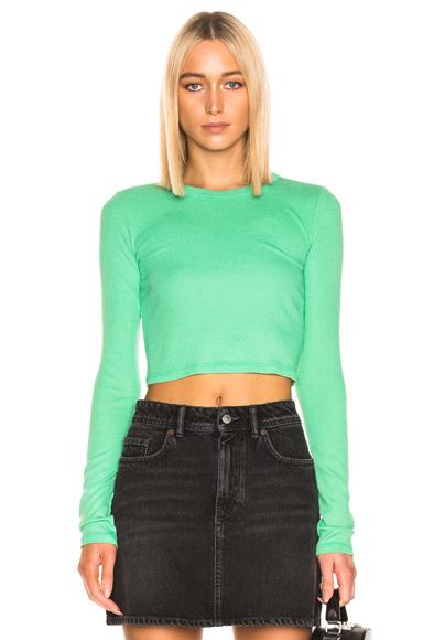 COTTON CITIZEN | COTTON CITIZEN Verona Shirt In Green. - Size XS (Also In L,M,S) | Goxip