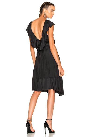 Calvin Rucker You Remind Me Dress in Black