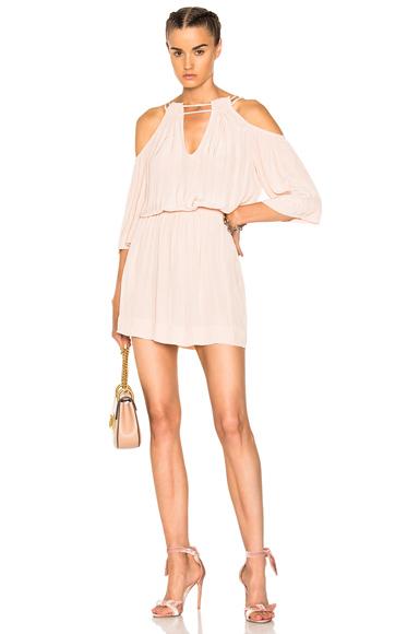 Calvin Rucker Gossip Folks Dress in Pink