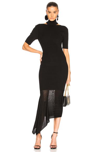 Cushnie et Ochs Selima Dress in Black