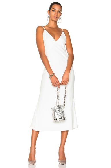Dion Lee Loop Safari Cami Dress in White