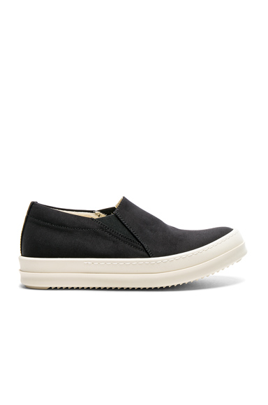 DRKSHDW by Rick Owens Scarpe Deck Sneakers in Black