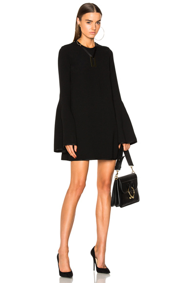 Ellery Preacher Dress in Black