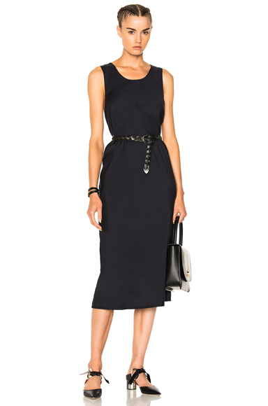 Engineered Garments Sun Dress in Black
