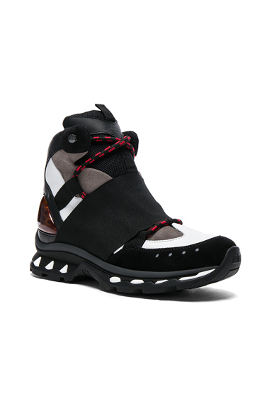 Givenchy Trainer Shoes in Black, White. - size 41 (also in 42)