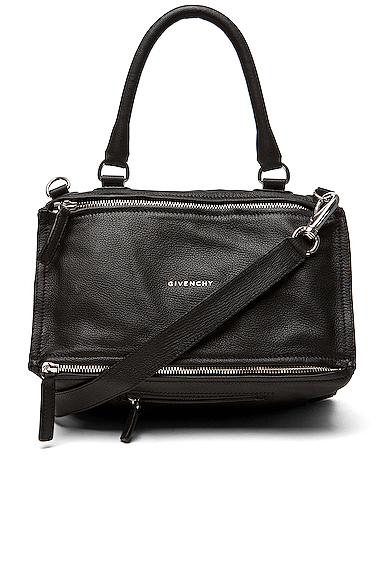 Givenchy Medium Sugar Pandora in Black.