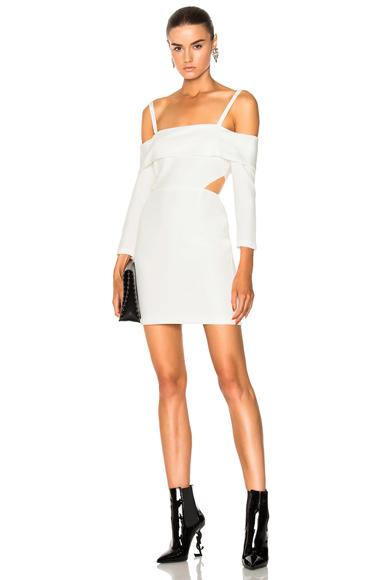 Houghton for FWRD Chase Mini Dress in White