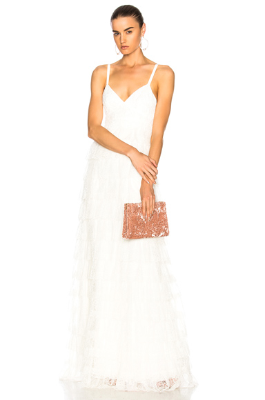 Houghton for FWRD Penelope Gown in White
