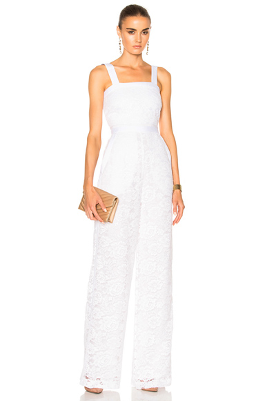 Houghton Gordon Jumpsuit in White