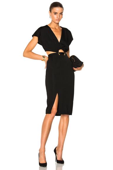 HANEY Kerr Dress in Black