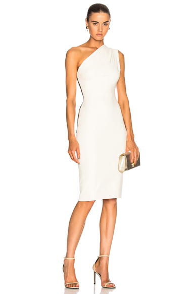HANEY for FWRD Mila Dress in White