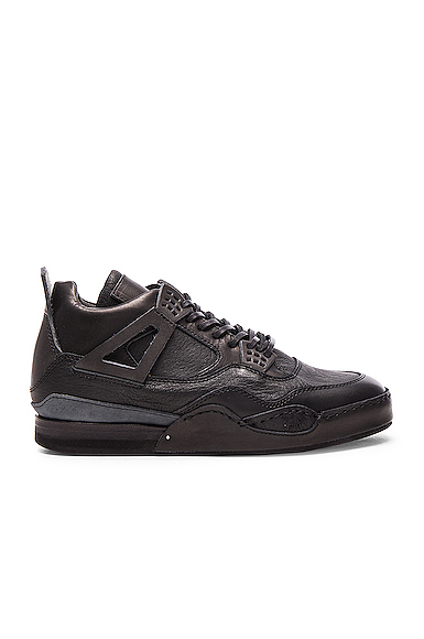 Hender Scheme Manual Industrial Product 10 in Black. - size JP1 / US5-6 (also in JP2 / US6-7,JP4 / US8-9,JP5 / US9-10,JP6 / US10-11)