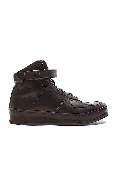 Hender Scheme Manual Industrial Product 01 in Black. - size JP4 / US8-9 (also in JP5 / US9-10,JP6 / US10-11)