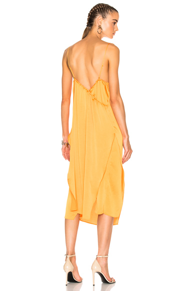 IRO Altara Dress in Yellow