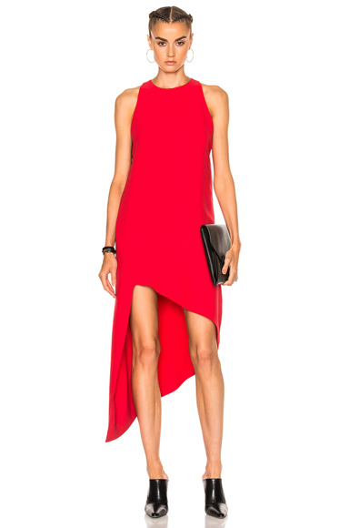 IRO Hamlin Dress in Hamlin in Red