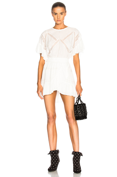 IRO Kimcey Dress in White