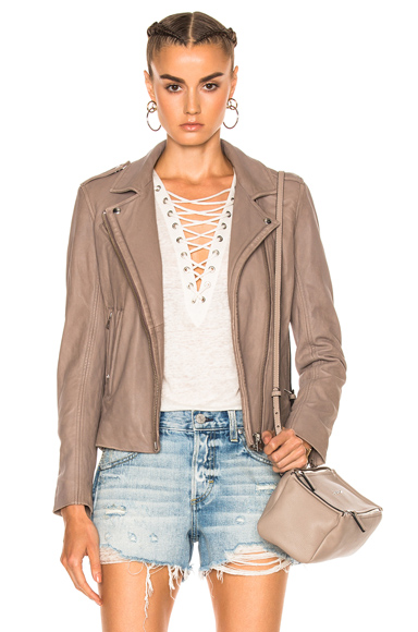 IRO Han Jacket in Neutrals