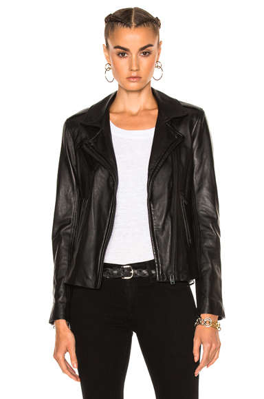 IRO Han Jacket in Black