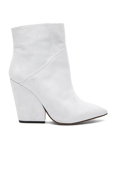 IRO Suede Lasdia Boots in White