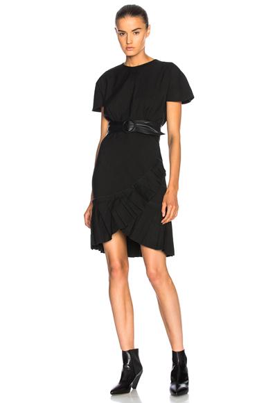 Isabel Marant Rimba Dress in Black