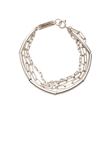 ISABEL MARANT | Downtown Bracelet in Silver