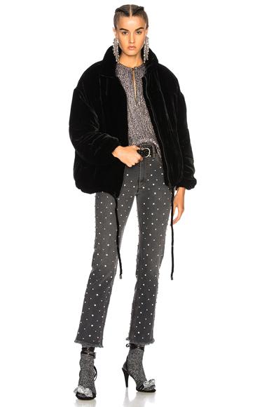 Isabel Marant Telima Jacket in Black