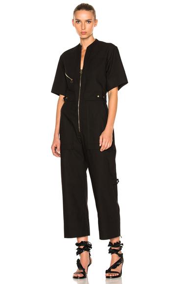 Isabel Marant Talma Jumpsuit in Black