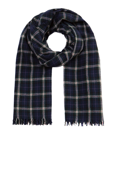 ISABEL MARANT | Alban Scarf in Midnight