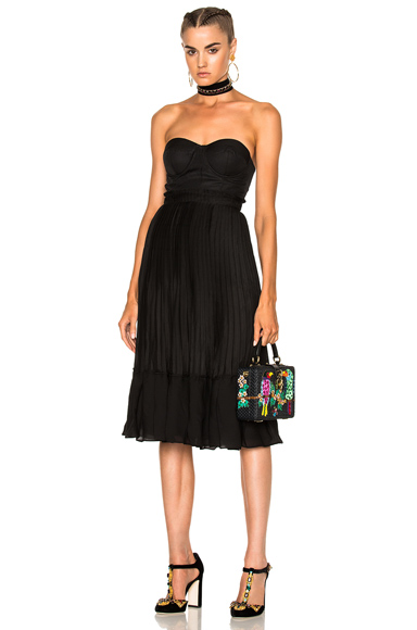 LPA Dress 142 in Black