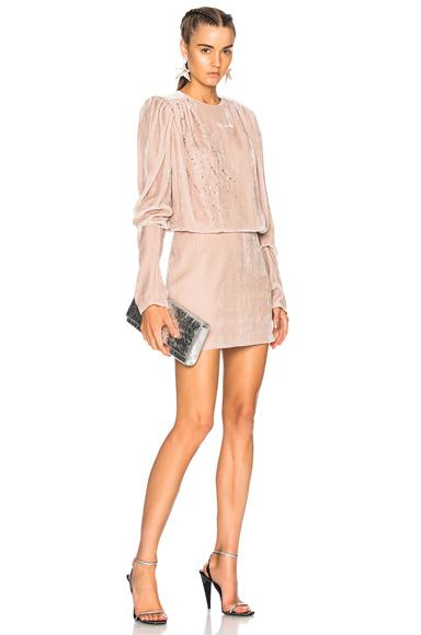 Magda Butrym Bogota Dress in Pink