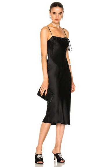 Marysia Swim Hana Dress in Black