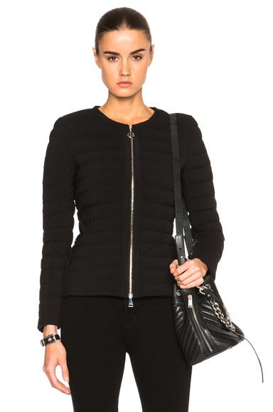 Moncler Corb Jacket in Black