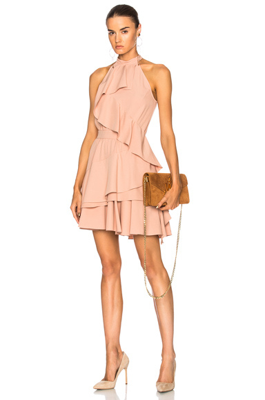 Marissa Webb Alanis Dress in Pink