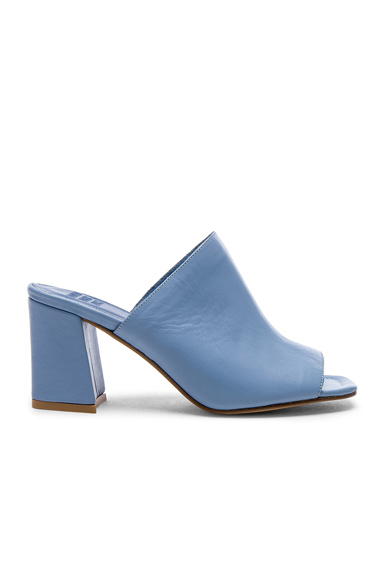 Maryam Nassir Zadeh for FWRD Penelope Mule in Blue