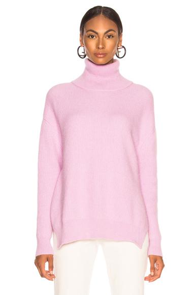 NANUSHKA | Nanushka Motta Sweater In Purple. - Size XS (Also In M) | Goxip