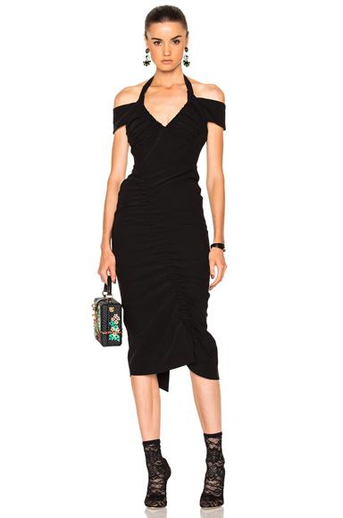 Preen by Thornton Bregazzi Ruby Dress in Black