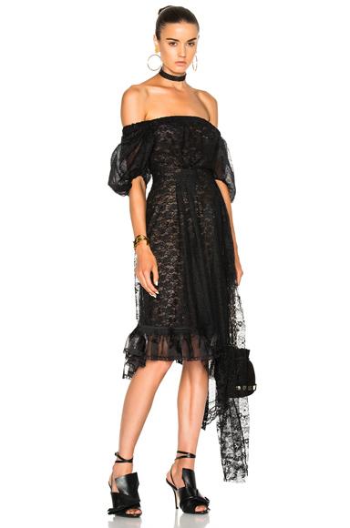 Preen by Thornton Bregazzi Nokomis Dress in Black