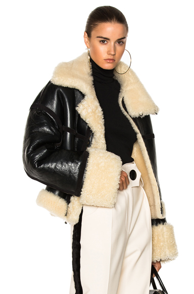 Petar Petrov Ava Jacket in Black, White